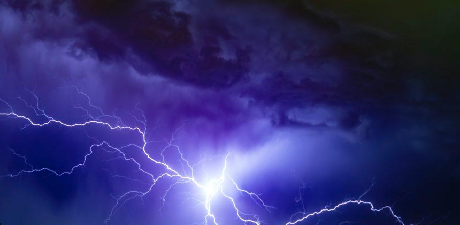 Lightning can strike twice!